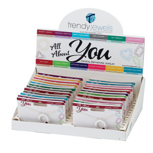 All About You Birthstone Box Program