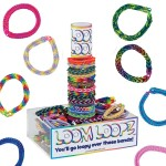 Loom Loopz Rubber Band Fishtail Bracelet