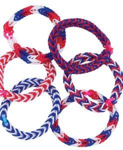 Americana Loom Loopz Bracelet