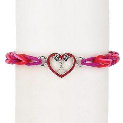 Enamel Lacross Loom Loopz Bracelet